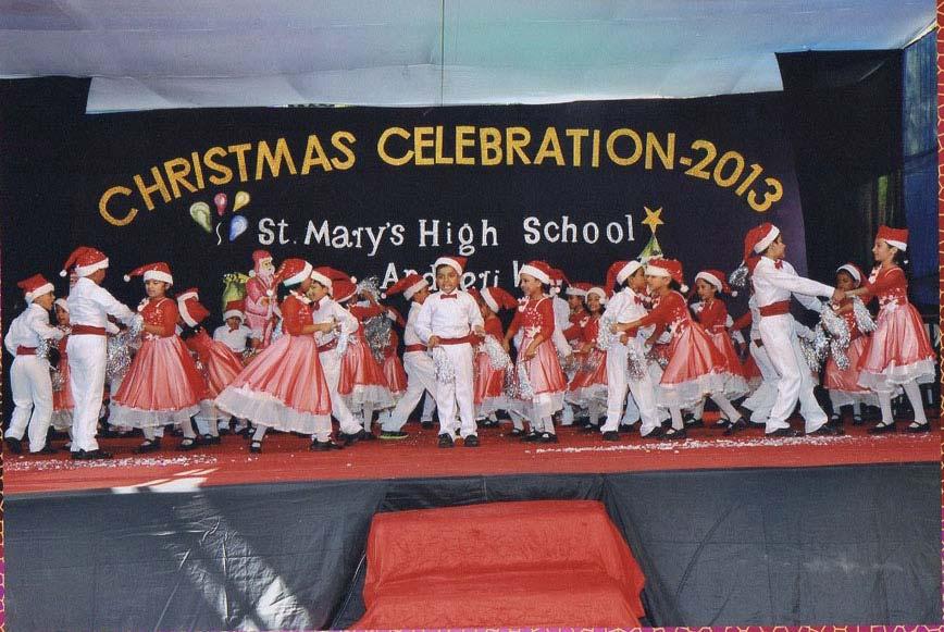 St. Mary's School (I.C.S.E , S.S.C)